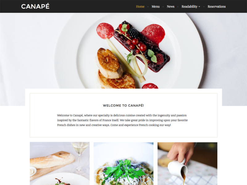 Best wordpress themes for food blogs 21 top food blogging wp themes best wordpress themes for food blogs 21 top food blogging wp themes for you forumfinder Gallery